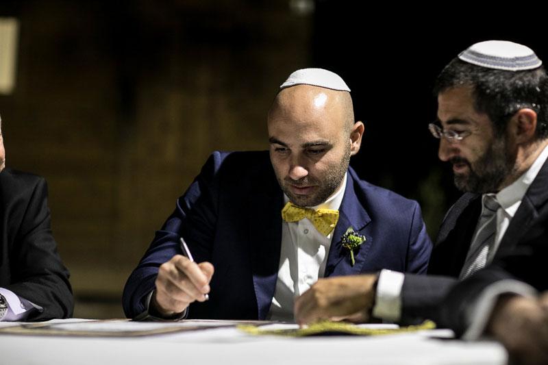 38_Jewish Wedding Tsel Hadumim Ben Shemen forest Israel