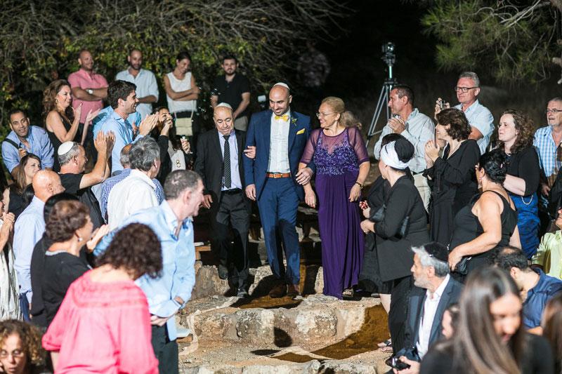 39_Jewish Wedding Tsel Hadumim Ben Shemen forest Israel