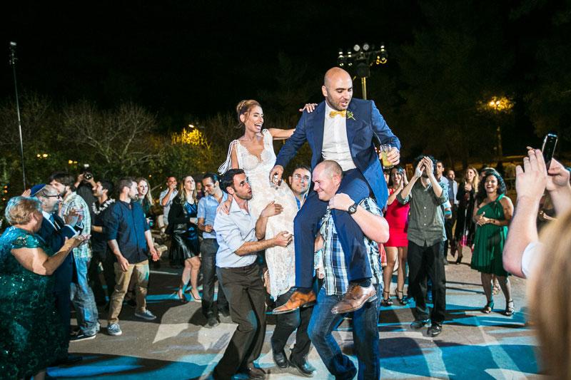 58_Jewish Wedding Tsel Hadumim Ben Shemen forest Israel