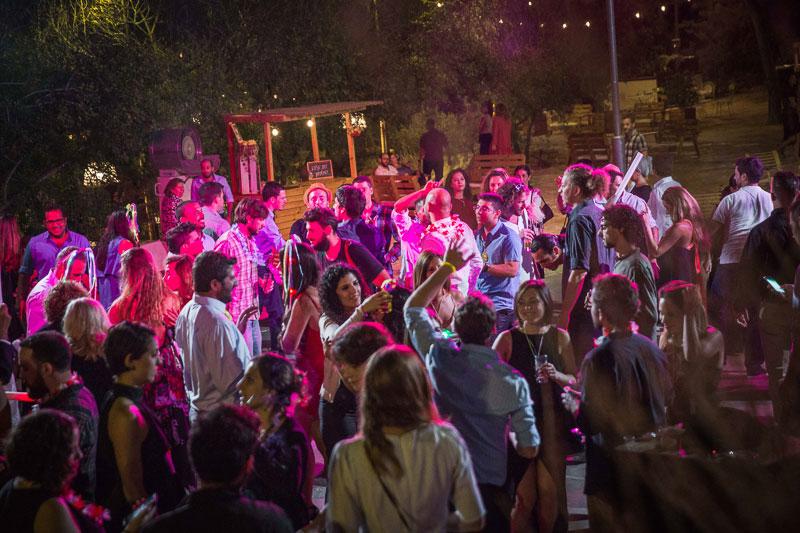 68_Jewish Wedding Tsel Hadumim Ben Shemen forest Israel