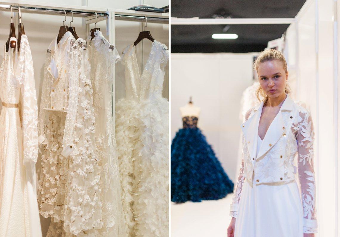 Divine Designer Dresses and Dancing Brides at White Gallery 2017 ...