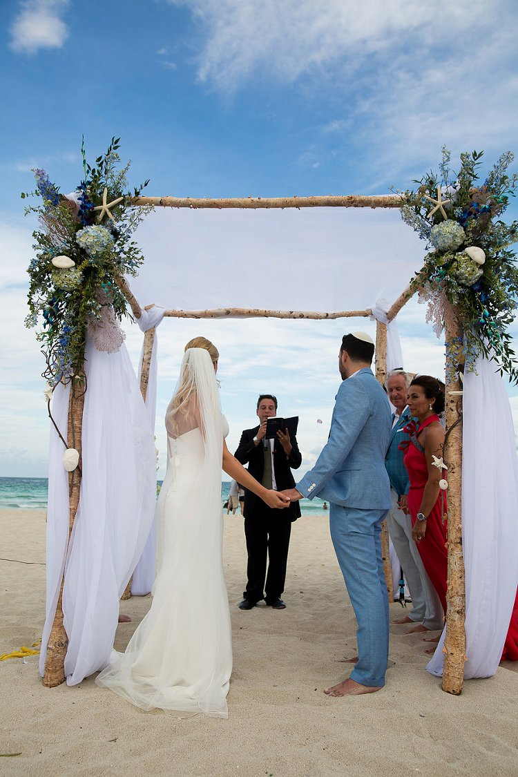 Destination Jewish Wedding at The National Hotel in South Beach Miami USA_0036
