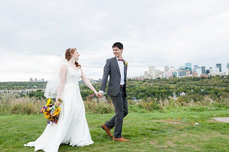 Jewish Nature themed wedding Riverda
