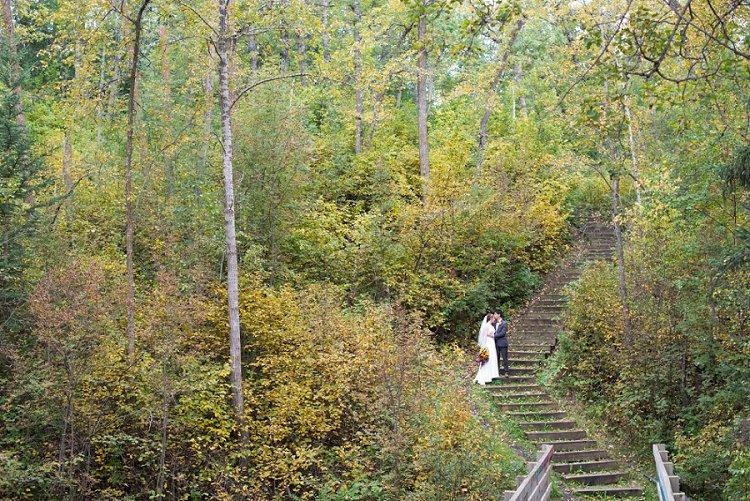 Jewish Nature themed wedding Riverdale Community Hall Edmonton Canada_0030