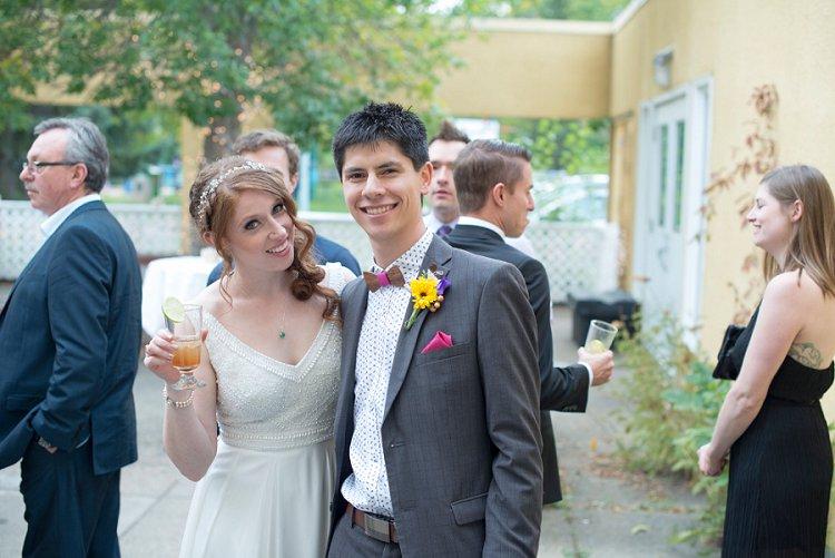 Jewish Nature themed wedding Riverdale Community Hall Edmonton Canada_0051