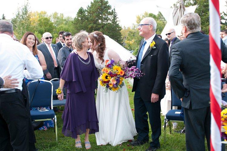 Jewish Nature themed wedding Riverdale Community Hall Edmonton Canada_0056