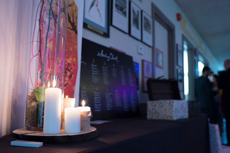 Jewish Nature themed wedding Riverdale Community Hall Edmonton Canada_0066
