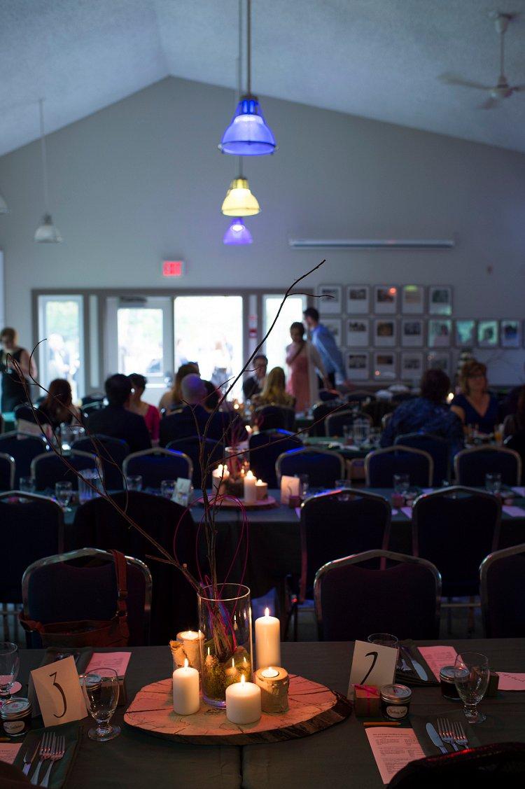 Jewish Nature themed wedding Riverdale Community Hall Edmonton Canada_0071