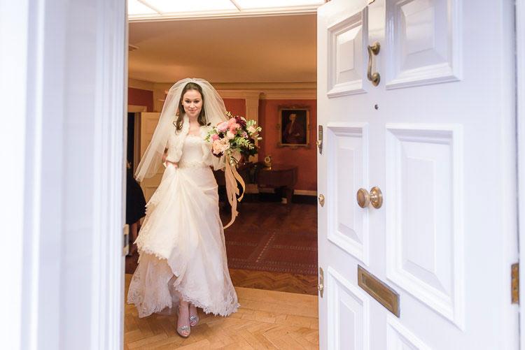 Jewish Wedding Hackney Hall St Pancras Renaissance London Hotel UK_0112