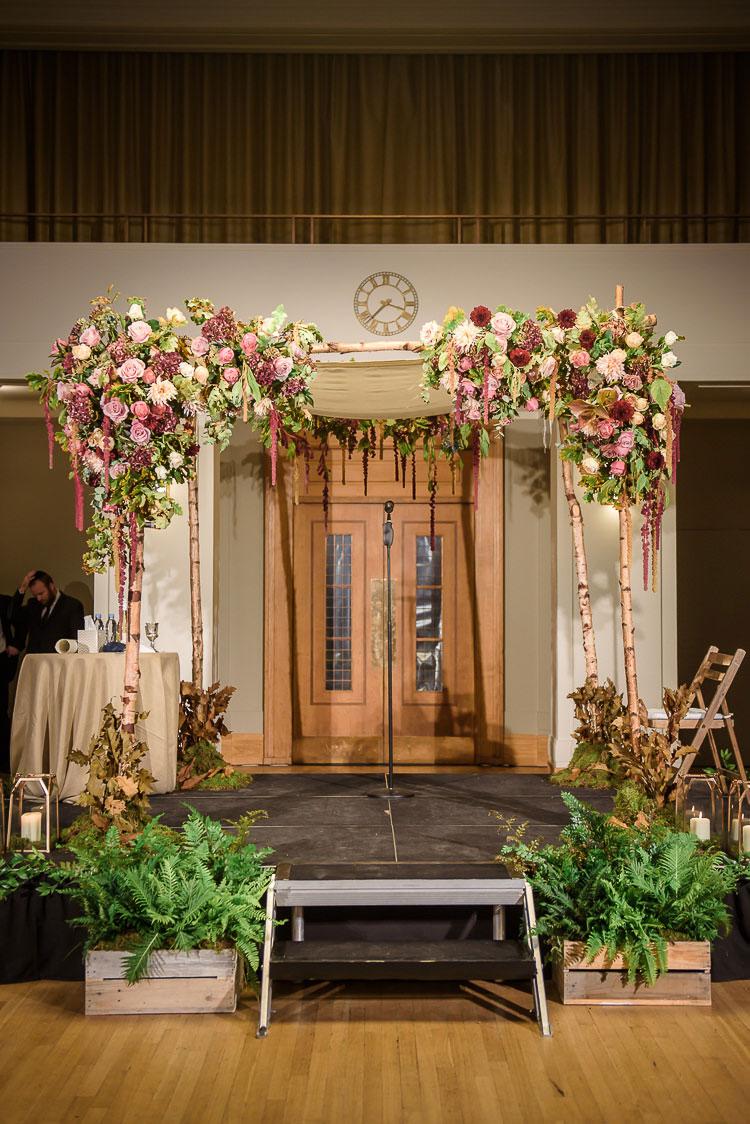 Jewish Wedding Hackney Hall St Pancras Renaissance London Hotel UK_0279