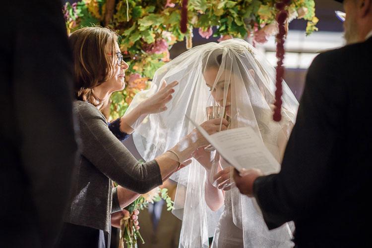 Jewish Wedding Hackney Hall St Pancras Renaissance London Hotel UK_0463