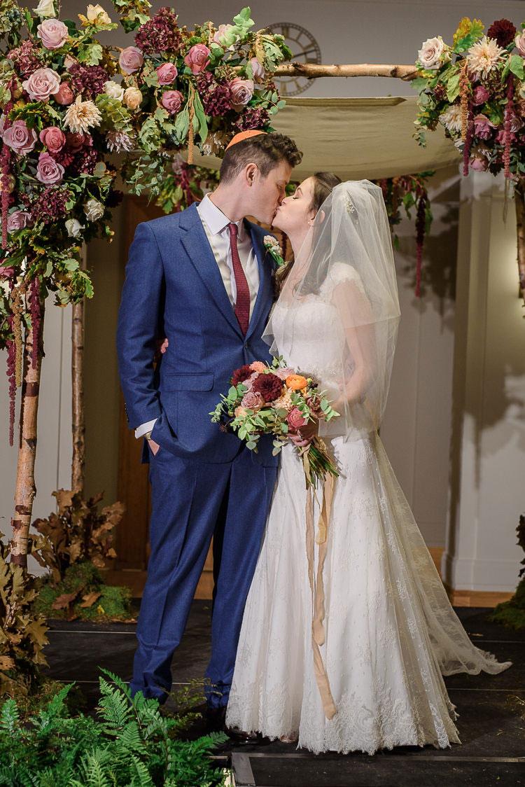 Jewish Wedding Hackney Hall St Pancras Renaissance London Hotel UK_0600