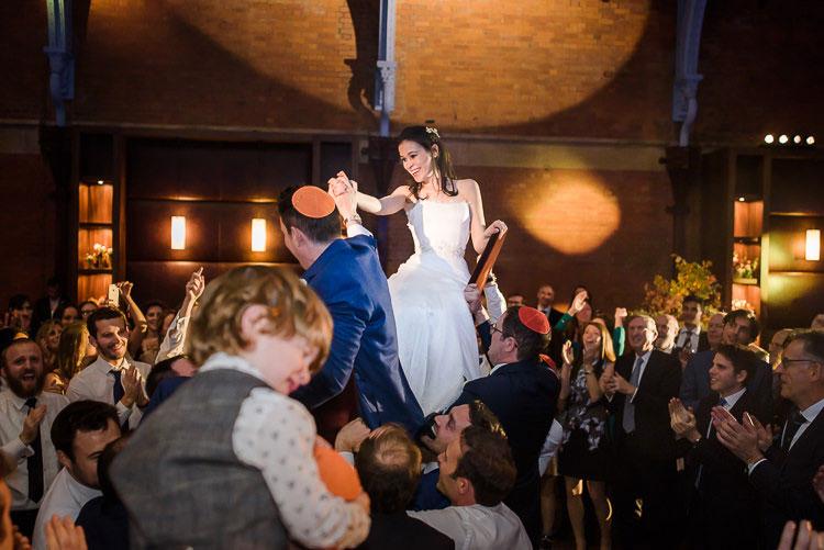 Jewish Wedding Hackney Hall St Pancras Renaissance London Hotel UK_0810