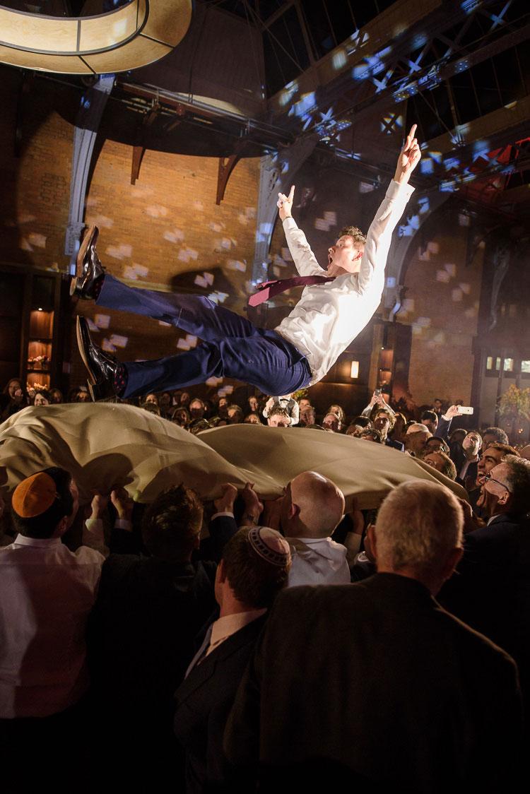 Jewish Wedding Hackney Hall St Pancras Renaissance London Hotel UK_0827