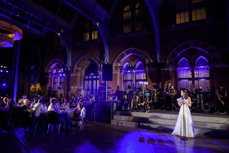 Jewish Wedding Hackney Hall St Pancras Renaissance London Hotel UK_0960