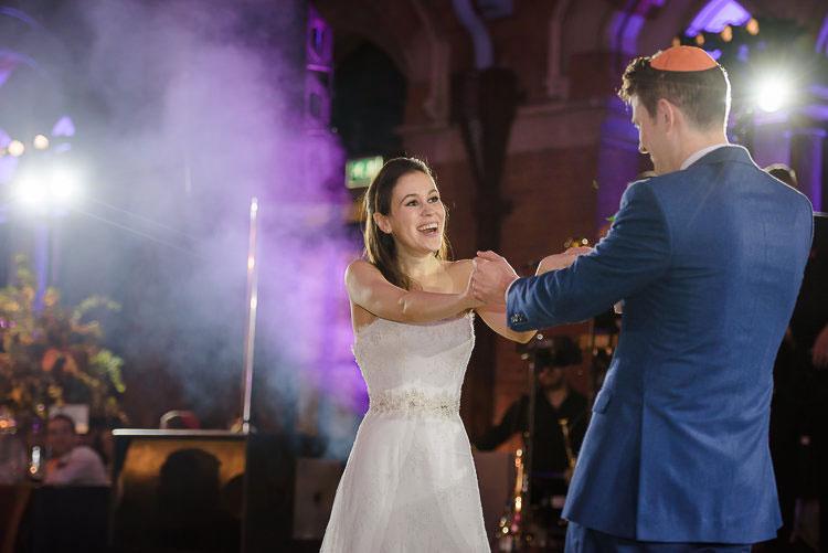 Jewish Wedding Hackney Hall St Pancras Renaissance London Hotel UK_1098