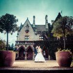 A black-tie-meets-rustic Masorti Jewish Wedding at Manor by the Lake, Cheltenham, UK