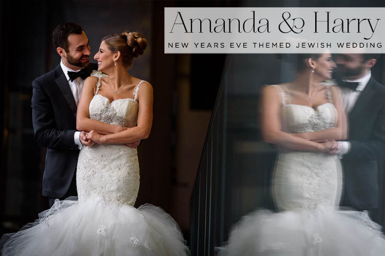 New-Year's-Eve-themed-Jewish-wedding-at-Hyatt-Regency-New-Brunswick,-New-Jersey,-USA