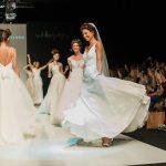 Divine Designer Dresses and Dancing Brides at White Gallery 2017