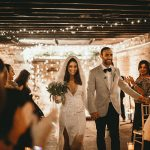 An industrial-romantic Jewish wedding at London's last lighthouse, Trinity Buoy Wharf, London, UK