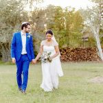 A French lavender-themed Jewish wedding at Mas de Garguier, Marseilles, France