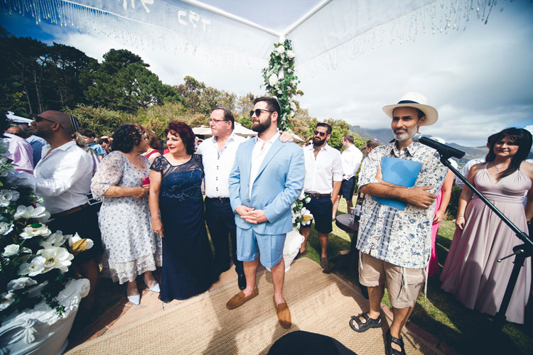 Destination Jewish Wedding Suikerbossie Cape Town South Africa_236