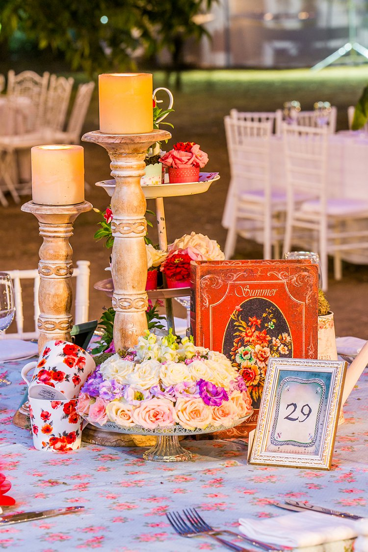 An Epic Alice In Wonderland Themed Jewish Forest Wedding In Israel