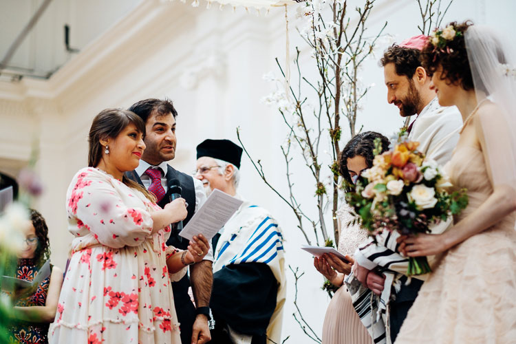 Jewish Wedding Royal Horticultural Halls in London UK-20
