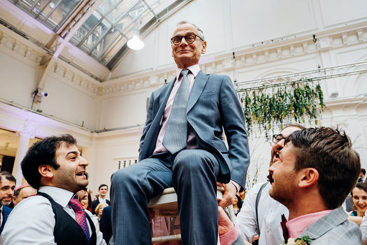 Jewish Wedding Royal Horticultural Halls in London UK-4-2