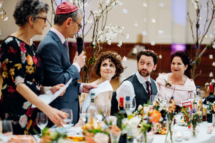 Jewish Wedding Royal Horticultural Halls in London UK-47