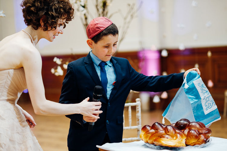 Jewish Wedding Royal Horticultural Halls in London UK-48