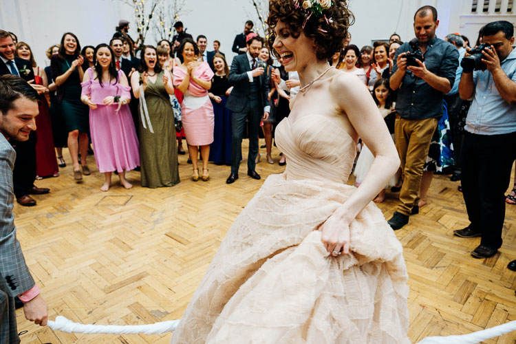 Jewish Wedding Royal Horticultural Halls in London UK-6-2
