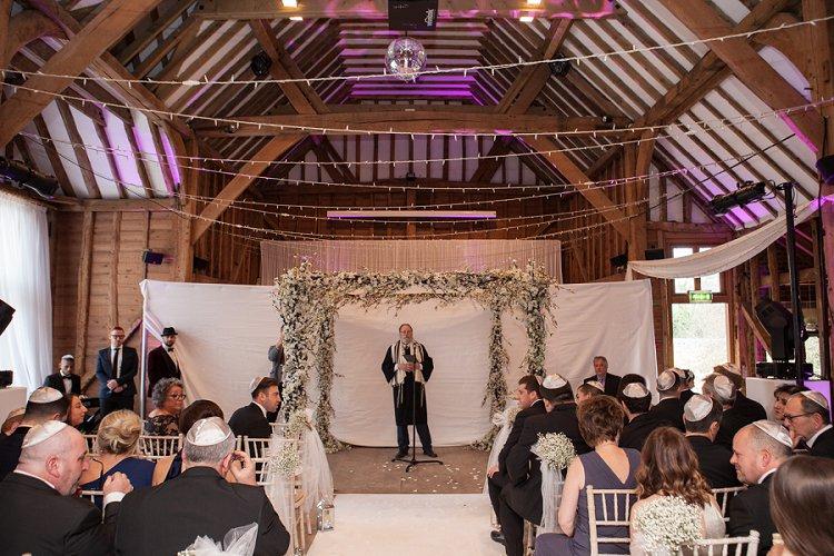 Jewish Wedding Tewin Bury Farm Hertfordshire UK_0047