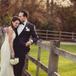 A fairy-light filled Jewish Barn Wedding with a crowd-surfing Enzoani Bride at Tewin Bury Farm, Hertfordshire