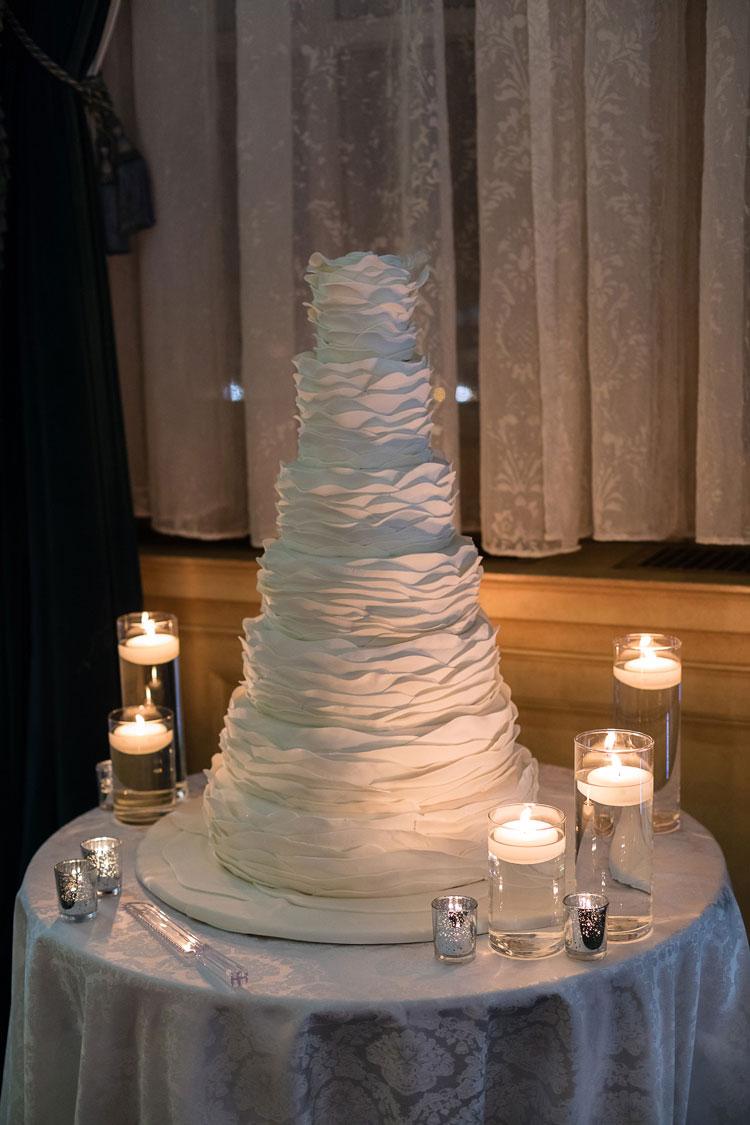 Jewish Wedding The Fort Garry Hotel Winnipeg Canada-0713