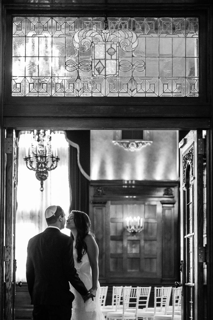 Jewish Wedding The Fort Garry Hotel Winnipeg Canada-2-5