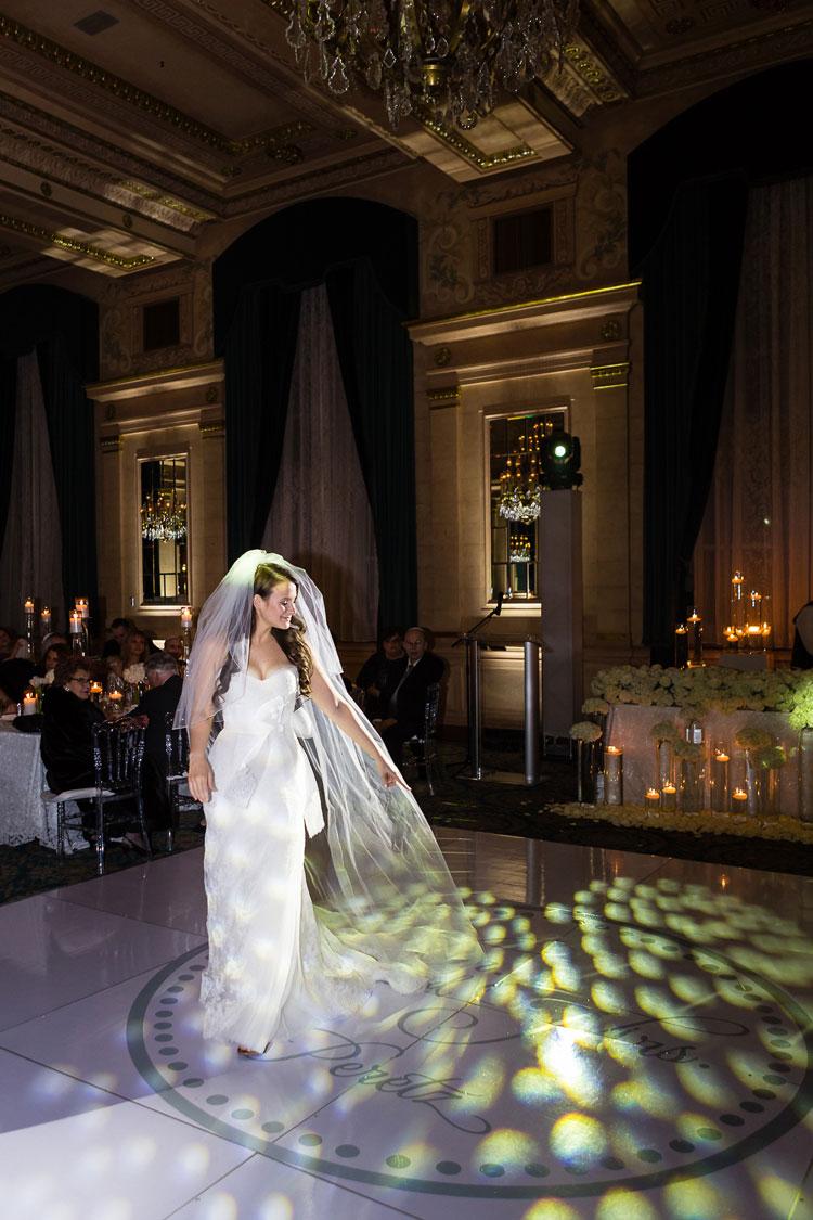 Jewish Wedding The Fort Garry Hotel Winnipeg Canada-5822