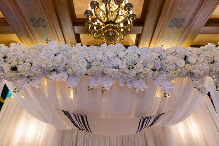 Jewish Wedding The Fort Garry Hotel Winnipeg Canada-6217