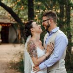 A DIY 'Jew-Bu' Wedding at The Wildflower Barn, Driftwood, Texas, USA