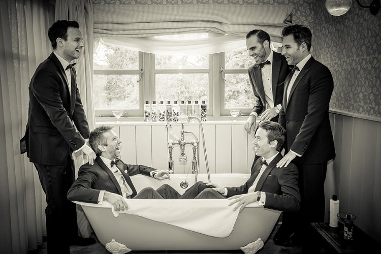 Jewish Wedding Soho Farmhouse UK