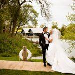 A Rustic-Chic Jewish Wedding at Soho Farmhouse with an Elizabeth Fillmore Bride