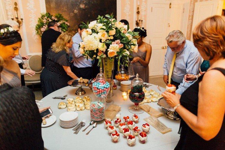 Jewish Wedding The Mount New York USA