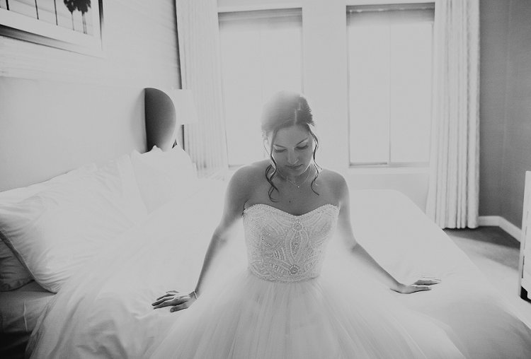 Jewish WeddingThe Fairmont Miramar Santa Monica California USA_0013
