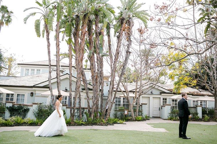 Jewish WeddingThe Fairmont Miramar Santa Monica California USA_0015
