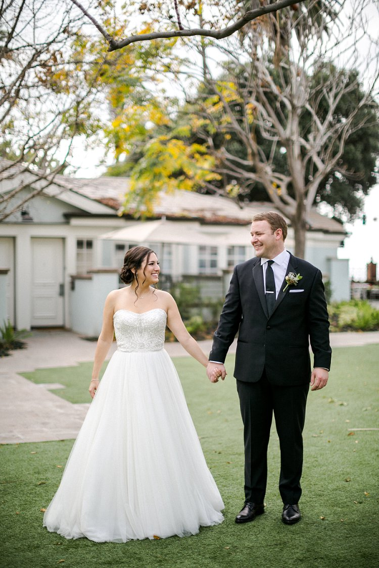 Jewish WeddingThe Fairmont Miramar Santa Monica California USA_0018