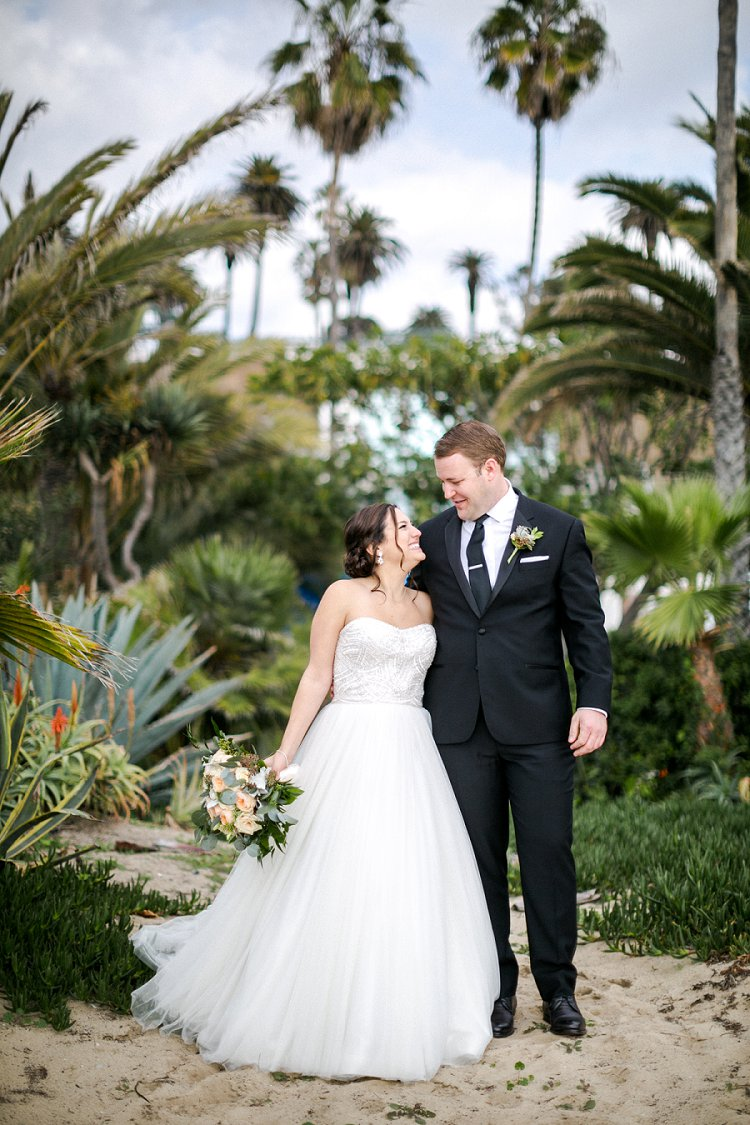 Jewish WeddingThe Fairmont Miramar Santa Monica California USA_0024