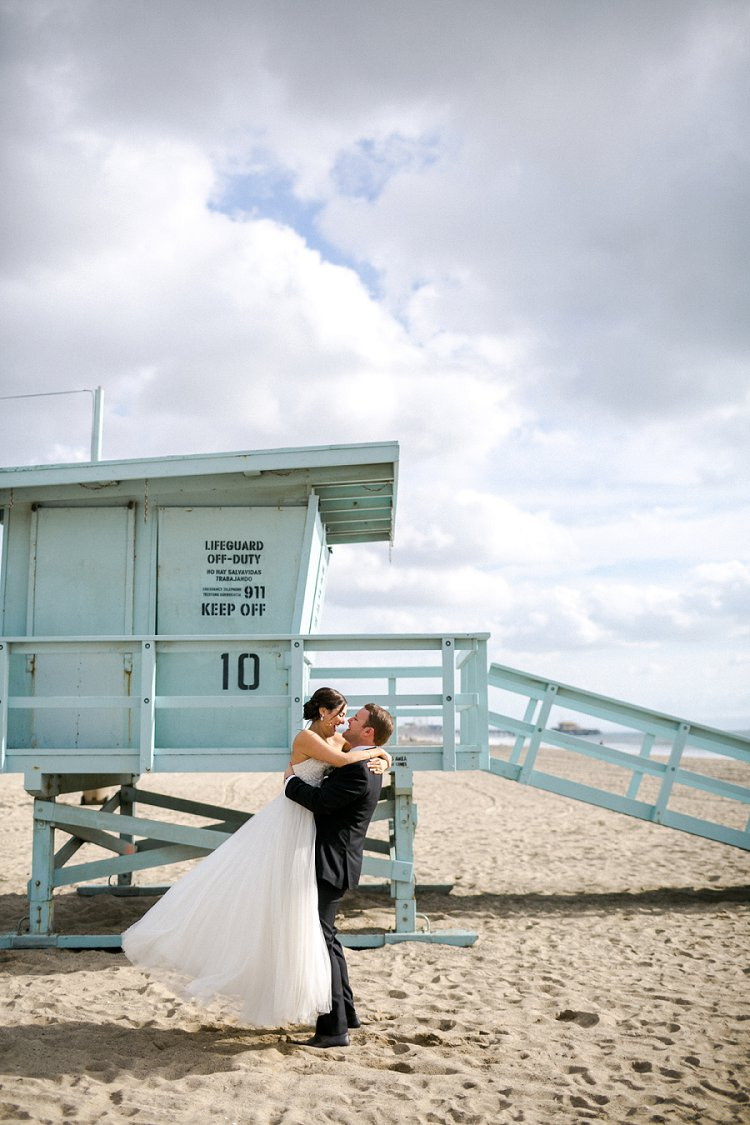 Jewish WeddingThe Fairmont Miramar Santa Monica California USA_0032