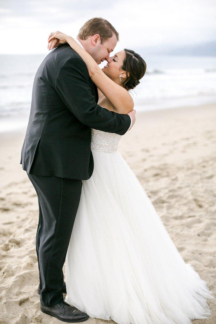 Jewish WeddingThe Fairmont Miramar Santa Monica California USA_0033