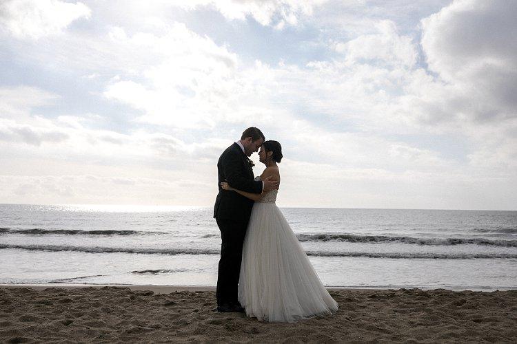 Jewish WeddingThe Fairmont Miramar Santa Monica California USA_0035