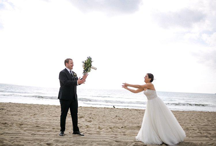 Jewish WeddingThe Fairmont Miramar Santa Monica California USA_0039